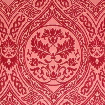 Velluto Da Vinci 340-39243 rosso | Tessitura Bevilacqua