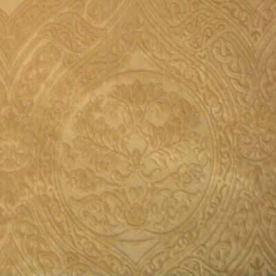 Velluto Da Vinci 345-39243 oro | Tessitura Bevilacqua