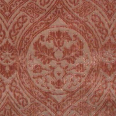 Velluto Da Vinci 348-39243 rosa antico | Tessitura Bevilacqua