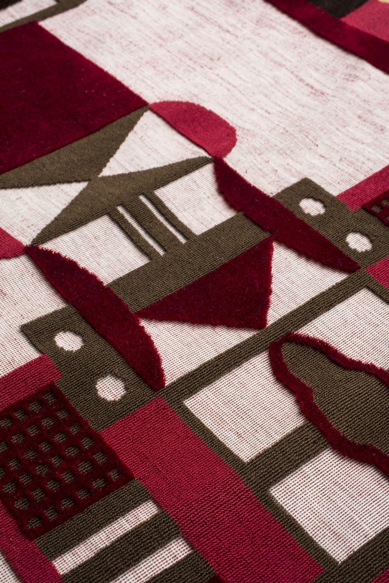 Bandiera per un giorno-2 | Tessitura Bevilacqua