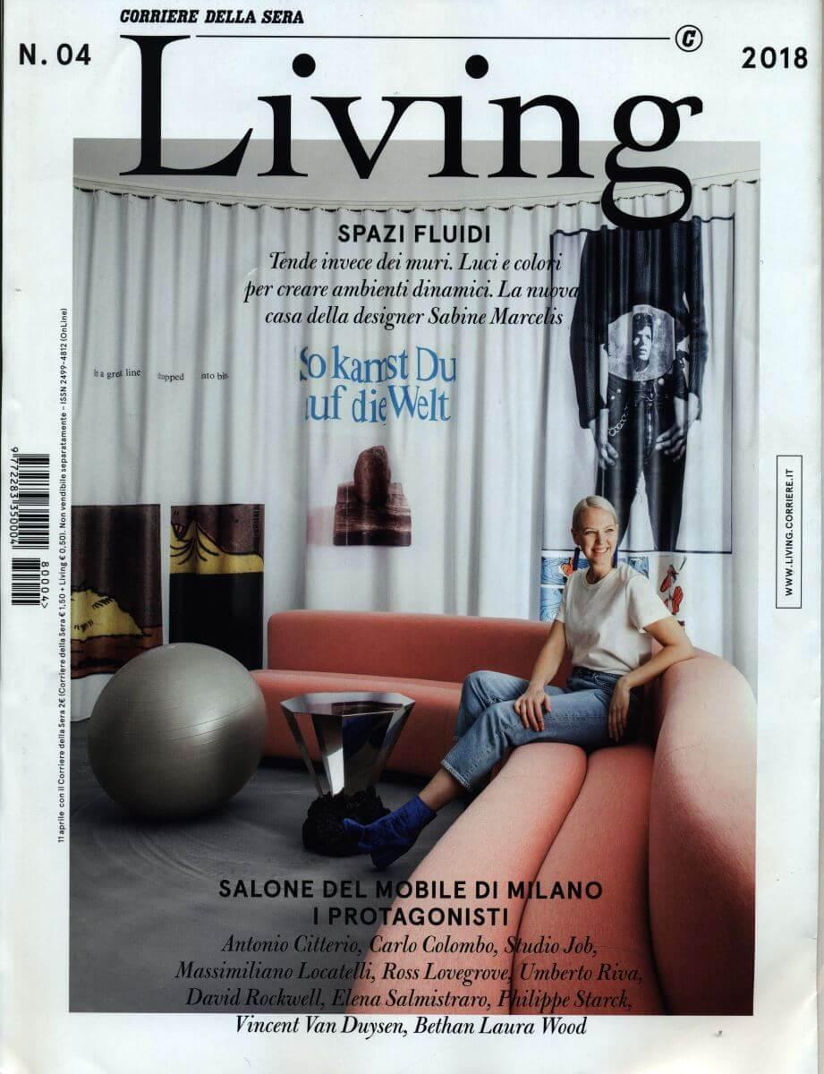 Living-04-2018 | Tessitura Bevilacqua