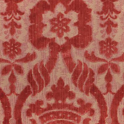 Velluto Senatori 080-3970 rosso | Tessitura Bevilacqua