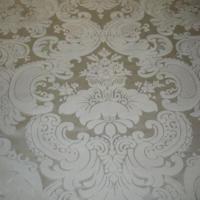 Damasco 31026 246-31026 perla | Tessiture Bevilacqua