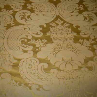 Damasco 31026 249-31026 oro | Tessiture Bevilacqua
