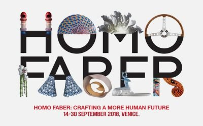 Homo Faber: masterpieces that only human hands can produce