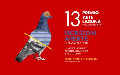 Tessitura Bevilacqua partner di Premio Arte Laguna 2018
