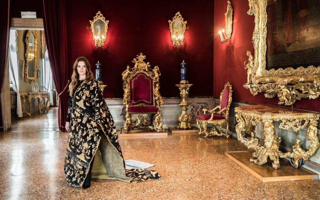 Alto artigianato e moda etica alla Venice Fashion Week