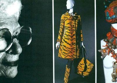 Iris Apfel Tigre coat