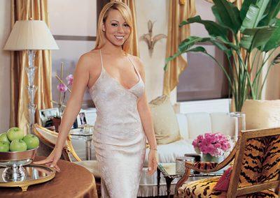 Mariah Carey NY Apartment - Tigre