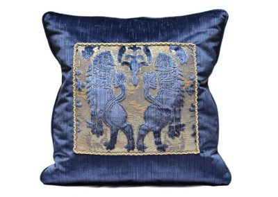 Leoni Persiani Velvet Cushion