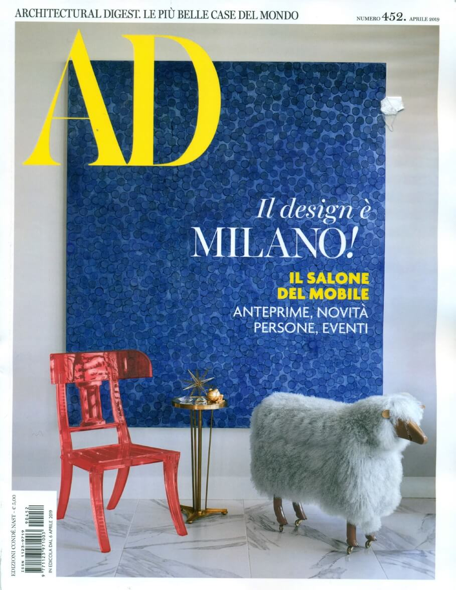2019-04-Architectural Digest-1 | Tessiture Bevilacqua