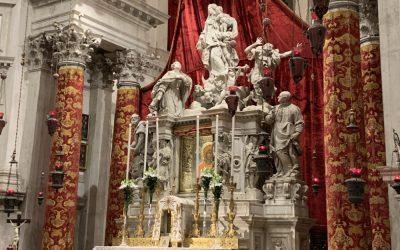 Santa Maria della Salute nella tradizione dei veneziani