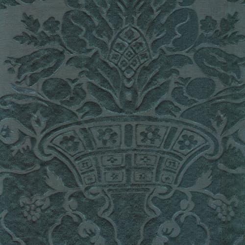 Broccatello Acanto pavone 102-34895 | Tessitura Bevilacqua