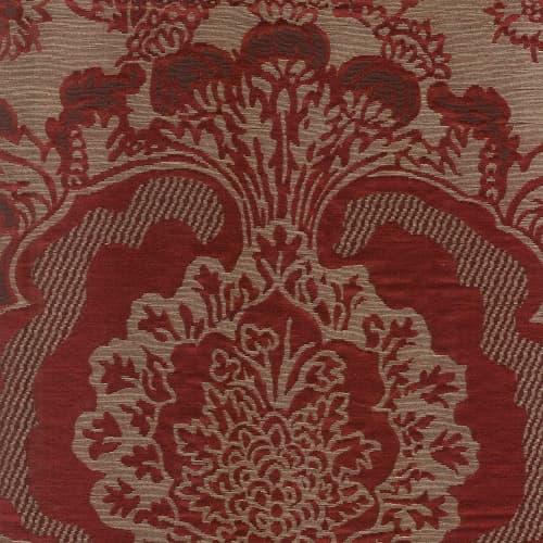 Broccatello Griccia rosso antico 106-34293 | Tessitura Bevilacqua