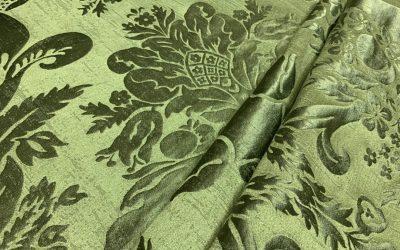 Le novità dei tessuti d'arredo Bevilacqua al Paris Déco Off 2020