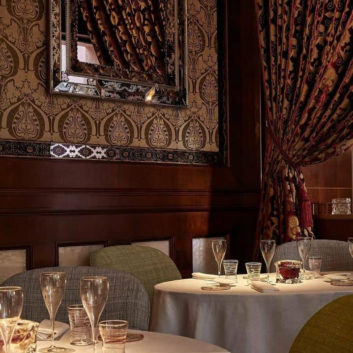 Sesamo ristorante Marrakech dettaglio