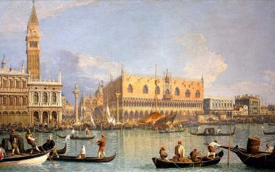 "The ""Sala Del Piovego"" in the Doge's Palace: A Piece of Venice's History"