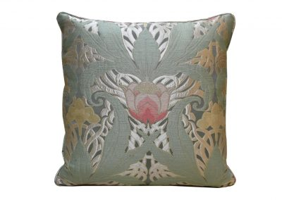 Tulipani Lampas Cushion
