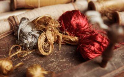 L'antica arte della tintura per tessuti a Venezia