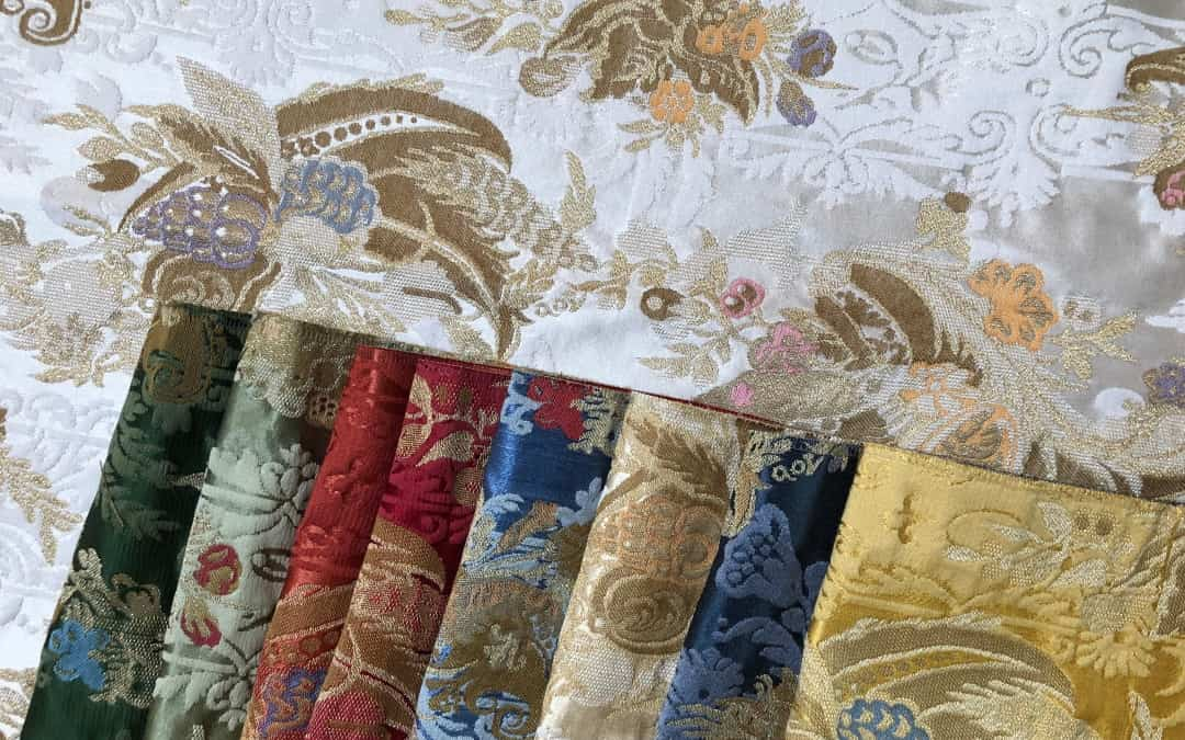 """The Most Exotic Fabric Pattern? The """"Bizarre"""""""