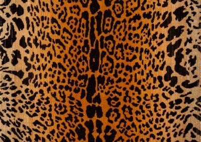 Бархат вырезанный «Leopardo»