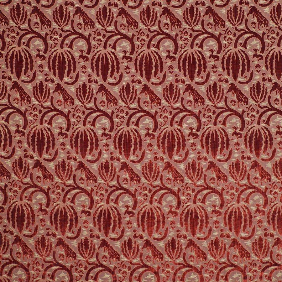 Velluto Caccia 050-3349 rosso
