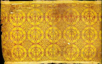L'antenato dei velluti veneziani: lo Sciamito