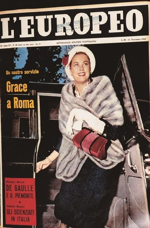 Grace Kelly e la sua Bagonghi