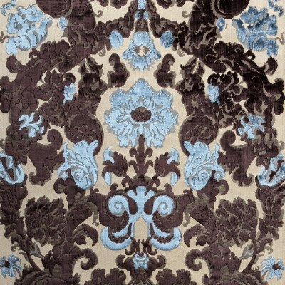 Corallo Velluto Multicolore blu