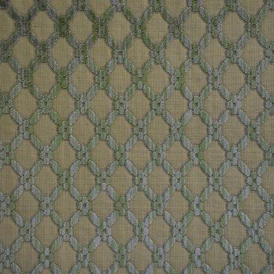 Velluto Griglia 109-3162 verde oliva | Tessiture Bevilacqua