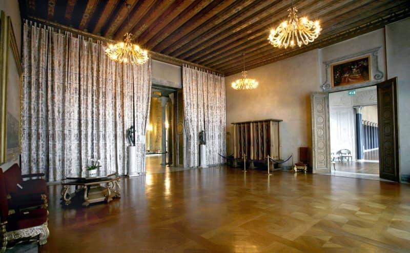 Sala Tre Corone Municipio di Stoccolma