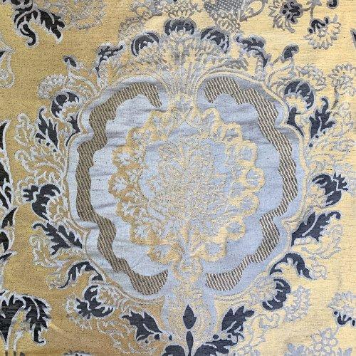 Broccatello Griccia turchese antico 103-34293 | Tessitura Bevilacqua